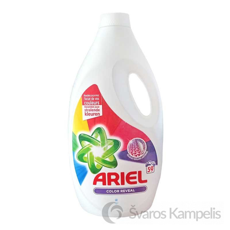 ARIEL Color Reval Gel 3 245l 59 [828] 1200