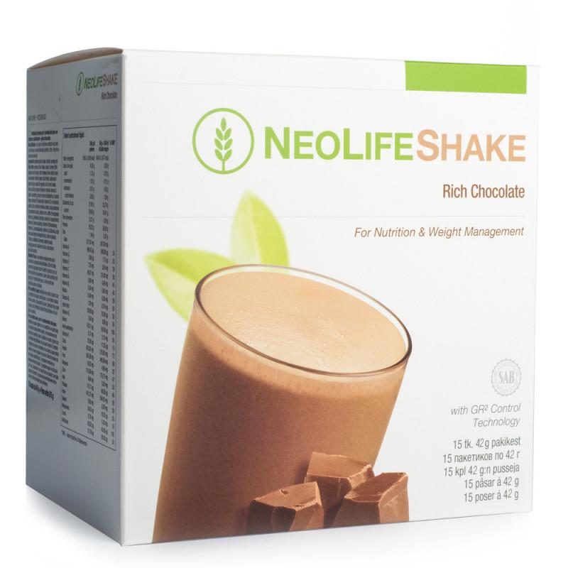 neolifeshake baltymu kokteilis sokoladas neolife papildai saugisvara.lt