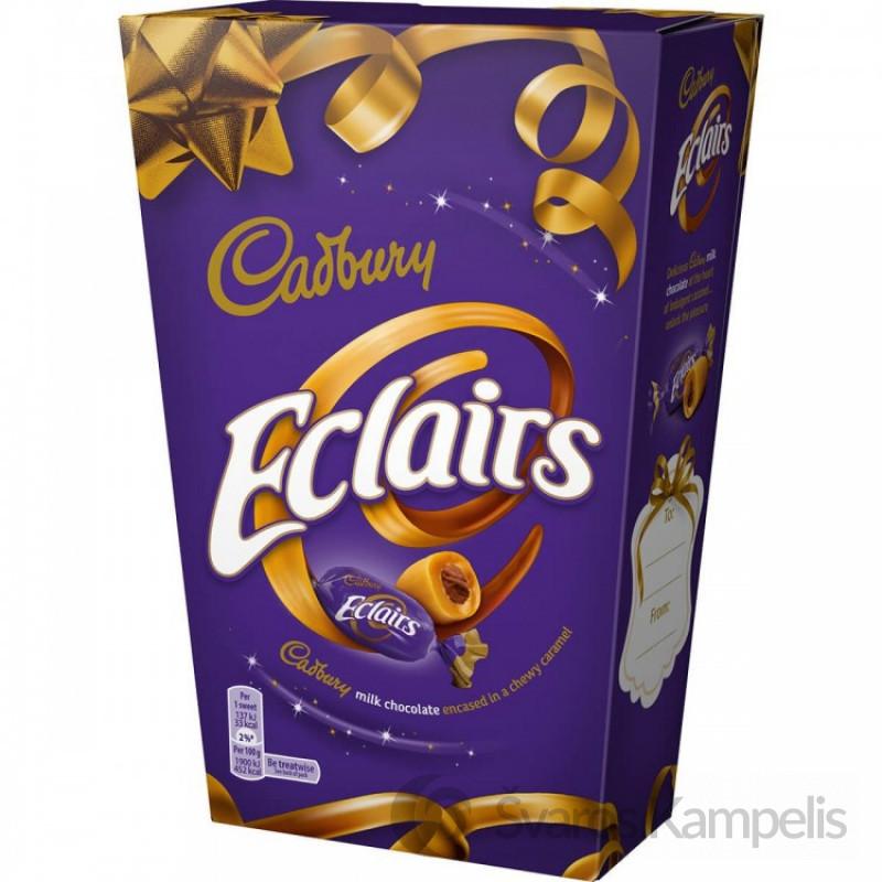 CADBURY CHOCOLATE ECLAIRS 420g, 3,90 750x750