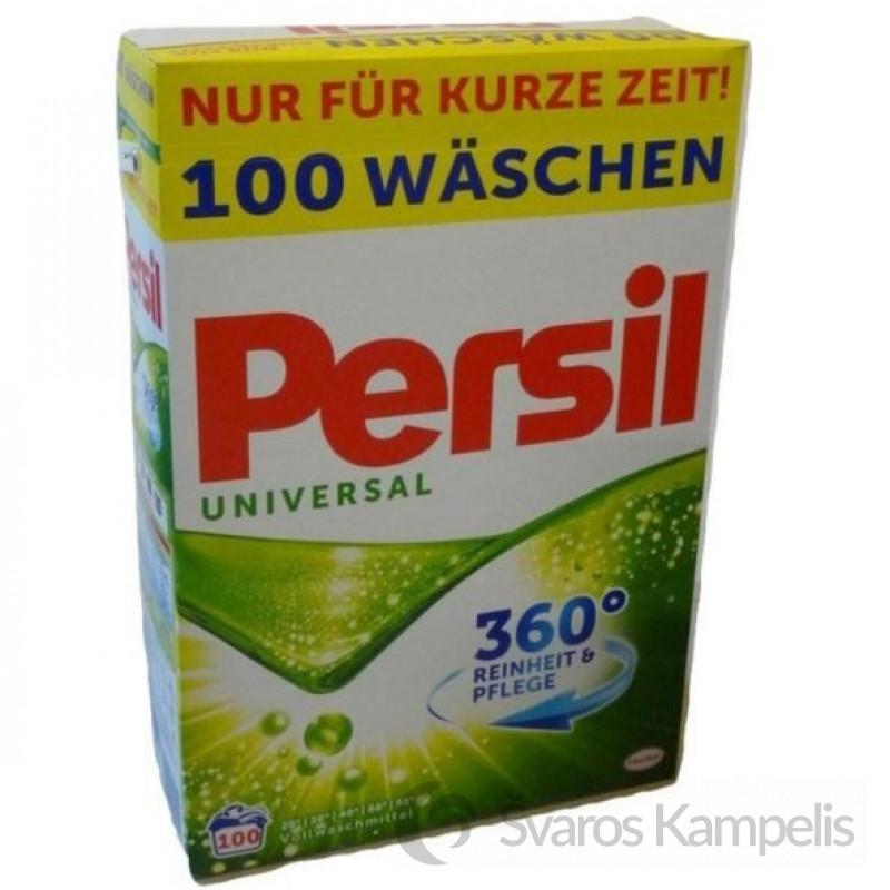 Persil Universal skalbimo milteliai 100 skalbimų/6,5 kg
