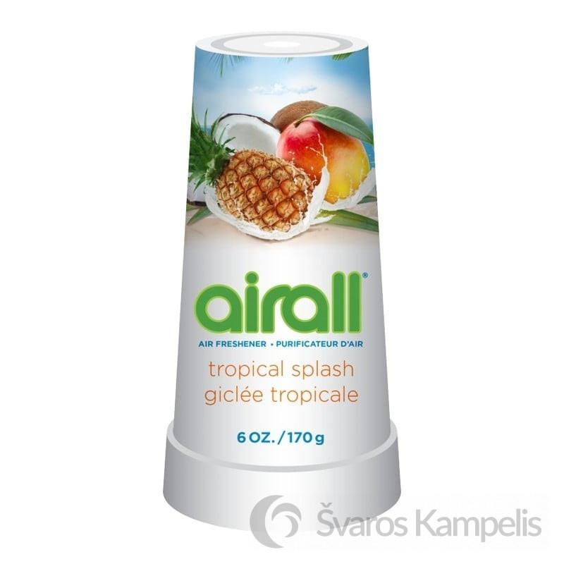 airall oro gaiviklis tropiniai vaisiai 170g