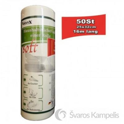 Voxxx Soft valymo servetėlės 50 vnt.