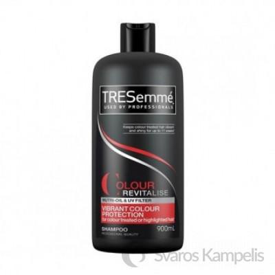 TRESEMME Colour Revitalise šampūnas, dažytiems plaukams, 900ml
