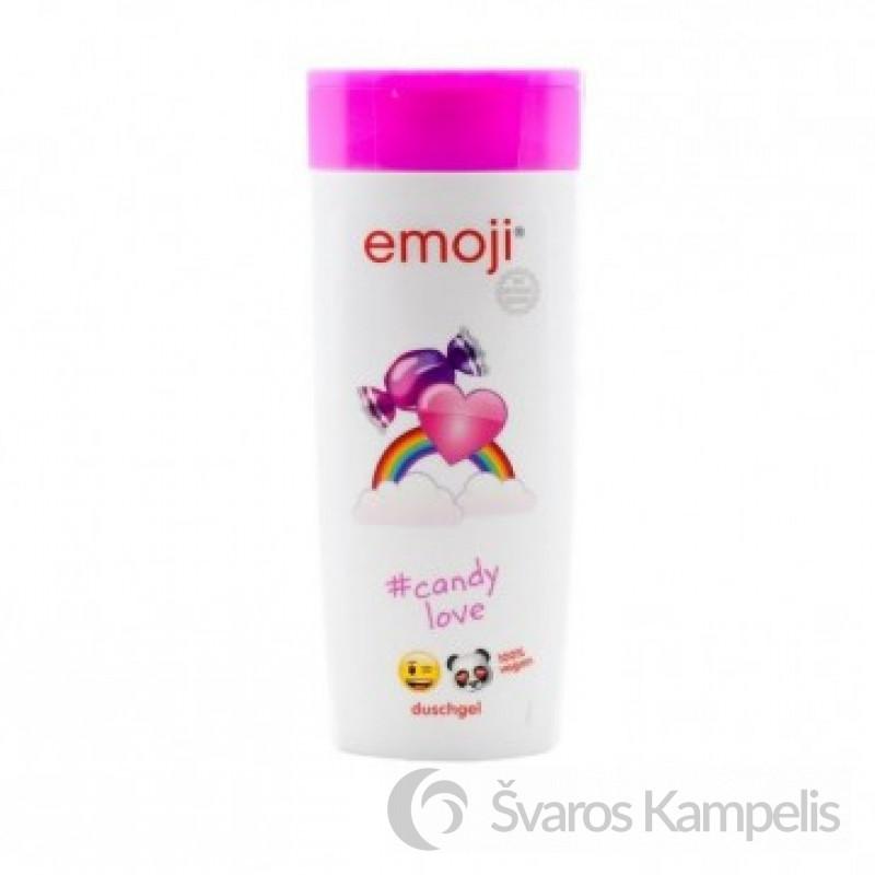 Emoji Candy Love dušo želė 250 ml.