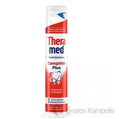 Theramed Complete Plus dantų pasto su dozatoriumi 100 ml
