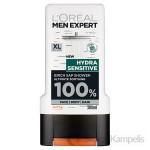 L Oreal Men Expert Hydra Sensitive Shower Gel 300ml 726071