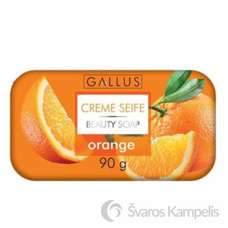 Gallus muilas Orange 90g.
