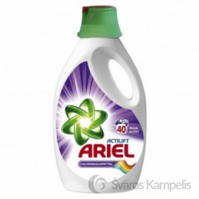 Ariel color skalbimo gelis 40 skalbimų/2,6 litro