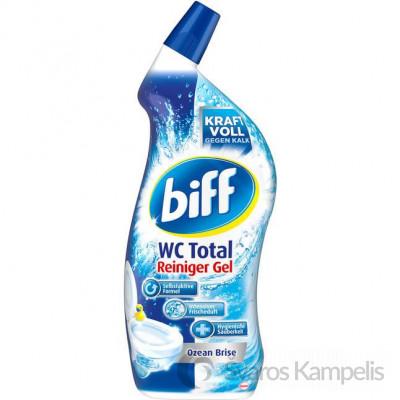 Biff Total Ozean Brise Wc valymo gelis 750 ml.