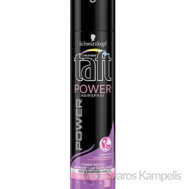 Taft Power Cashmere Mega Stark 5 lakas 250 ml