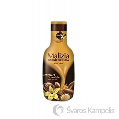 MALIZIA dušo želė su Argan aliejumi ir Vanile 1000 ml