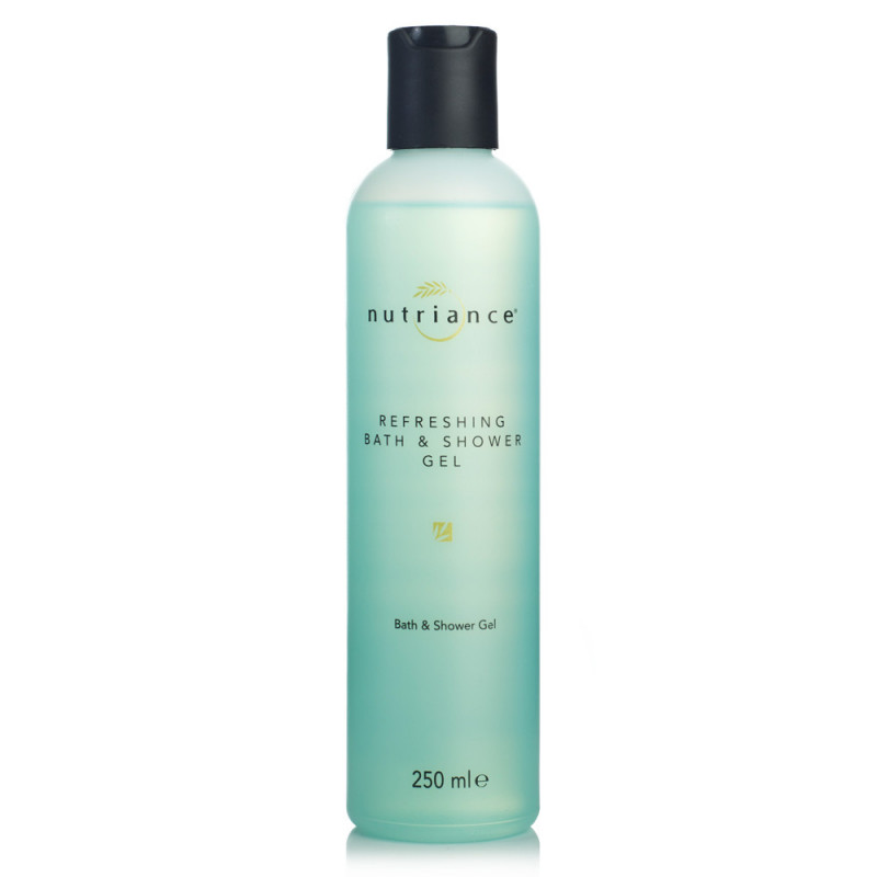 """Refreshing Bath & Shower Gel"", natūrali dušo zele"