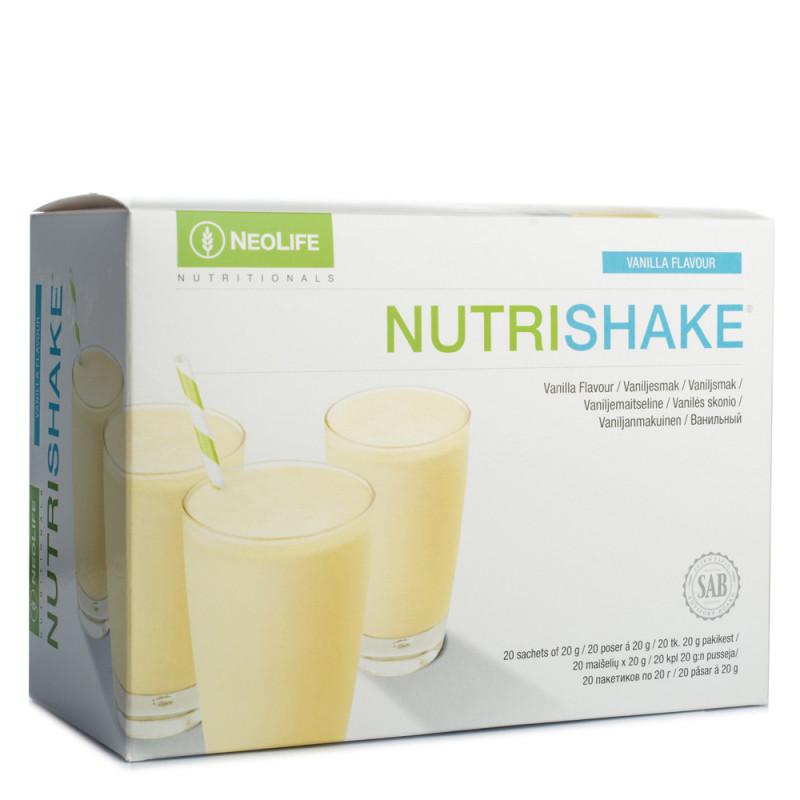 NutriChake vaniles baltymu kokteilis svorio metimui saugisvara.lt