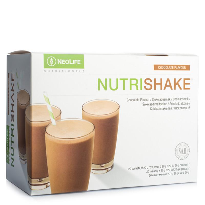 NutriChake sokoladinis Baltymu kokteiliai lieknejimui saugisvara.lt