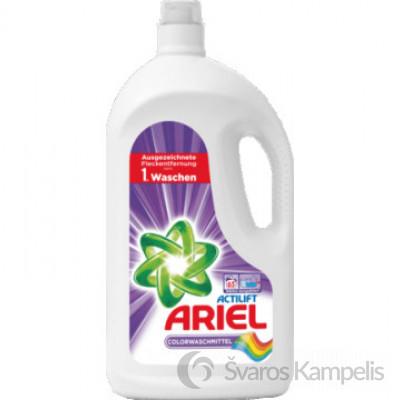 Ariel Actilift skalbimo gelis 65sk/ 3,575L Color