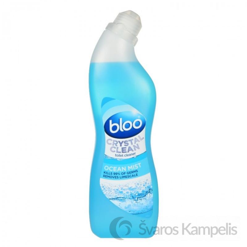 BLOO Crystal Clean vandenyno gaivos aromato klozeto valiklis, 750ml