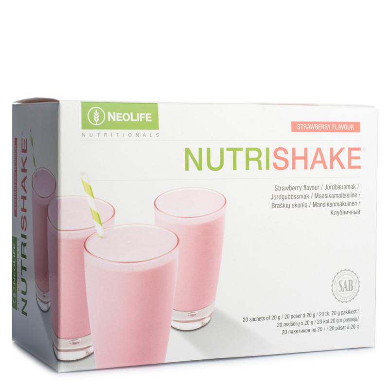 NutriChake vaisinis braskinis proteino kokteilis metant svori saugisvara.lt