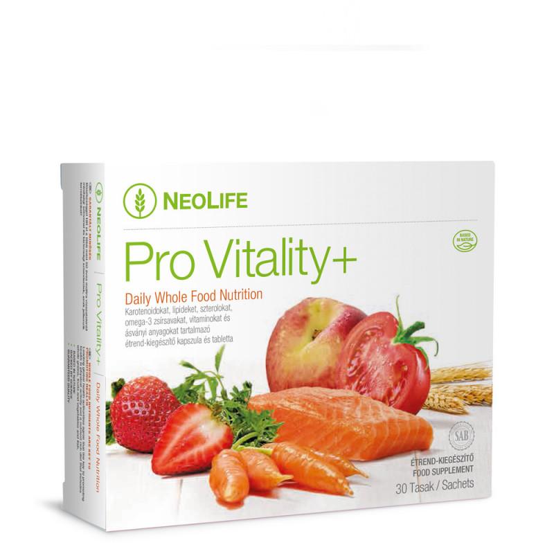 ProVitality maisto papildai energijai saugisvara.lt