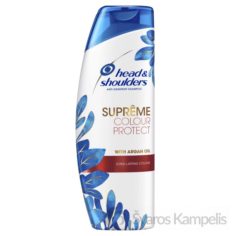 HS UK Supreme colour protect shampoo 1600