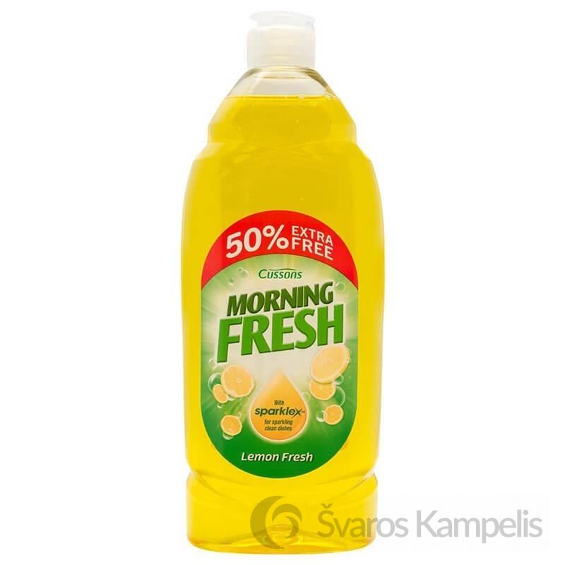 morning fresh citrinu kvapo indu ploviklis 675ml