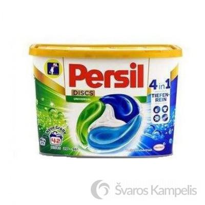 PERSIL universal 4in1 skalbimo kapsulės 42 vnt