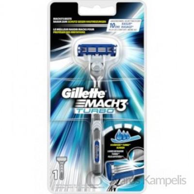 Gillette Mash 3 skustuvas