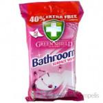 Green Shield Bathroom Vonios valymo servetėlės 70 vnt