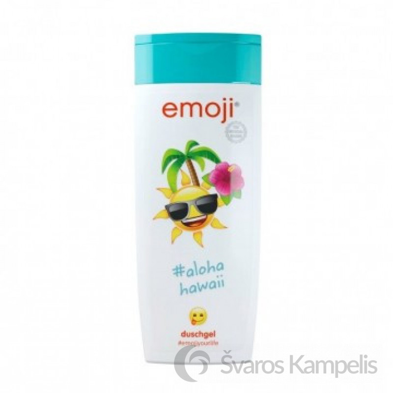 Emoji Aloha Hawai dušo želė 250 ml.