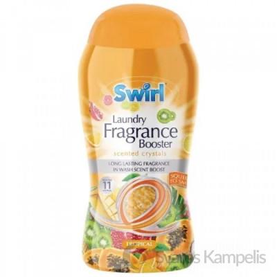 SWIRL Tropical kvapniosios granulės skalbiniams 230 g