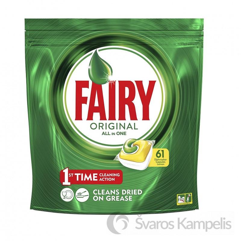 fairy all in 1 indaploves tabletes original lemon 60vnt