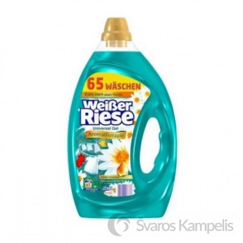 Weiser Riese Aromatherapy skalbimo gelis 65 skalbimai/3.25 litro