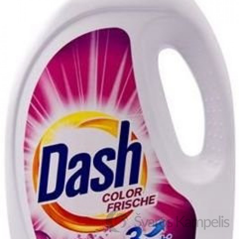 Dash 3in1 Color Frische skalbimo gelis 50 sklabimų/2,75 l