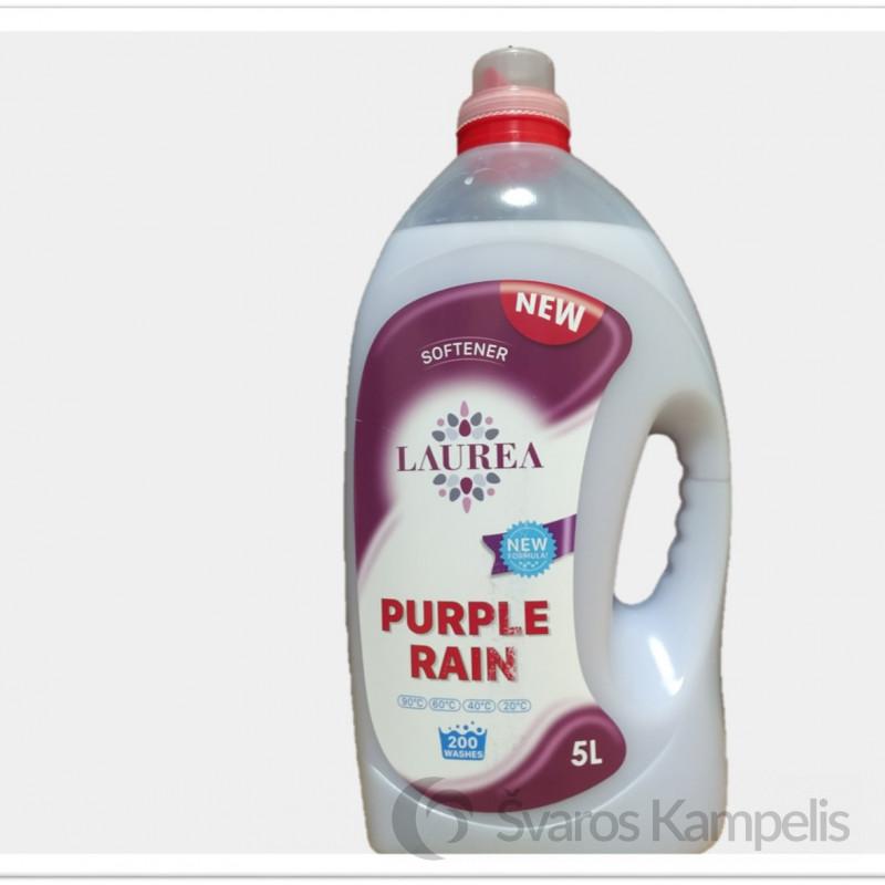 Laurea Purple Rain audinių minkštiklis 200 sk