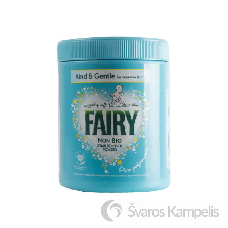 Fairy Non Bio Stain Remover Powder 1