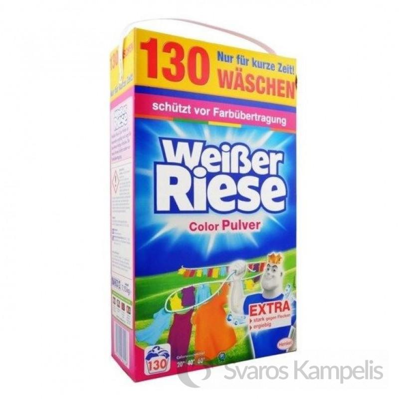 Weiser Riese Color skalbimo milteliai 7.15 kg