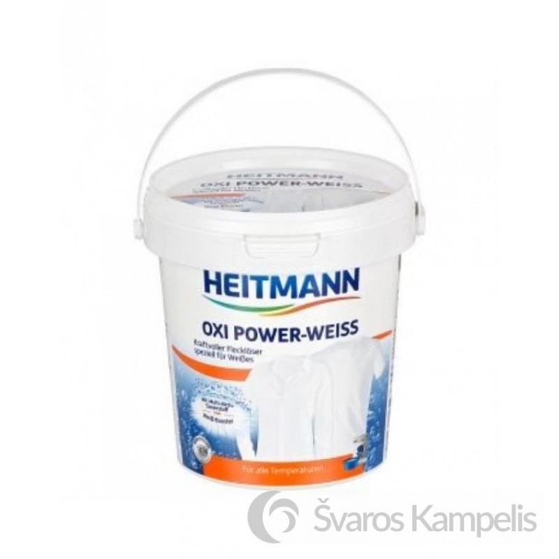 HEITMANN dėmių išėmėjas baltiems audiniams baliklis 750 g