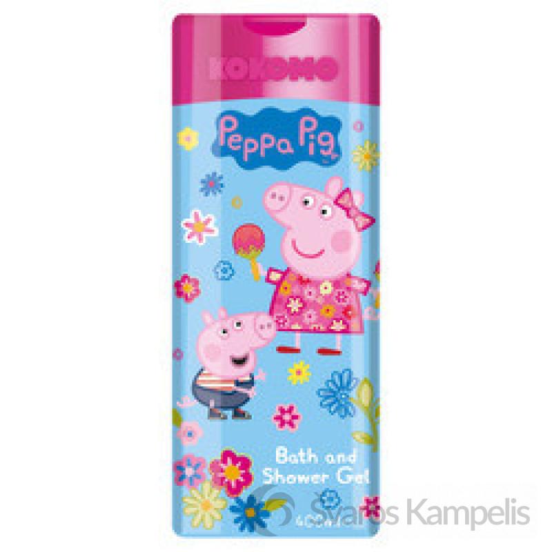 Peppa Pig dušo želė vaikams 400 ml