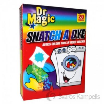 """Skalbinių servetėlės """"Dr. Magic"""""""