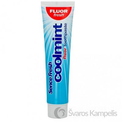Sence Fresh Creme Whitening dantų pasta 125 ml