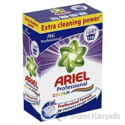 Ariel Color skalbimo milteliai 110 skalbimų/7,15 kg