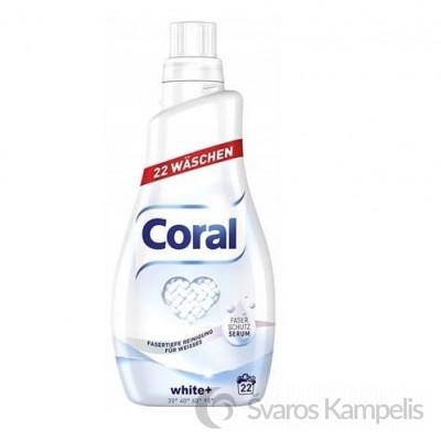 Coral White skalbimo gelis