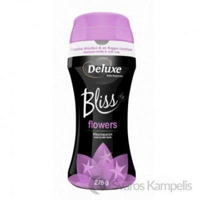 Deluxe Bliss kvapniosios granulės skalbiniams 275g Flowers
