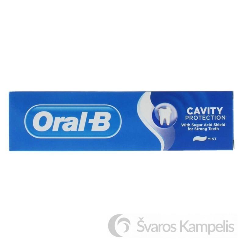 oral b dantu pasta cavity protection 100ml