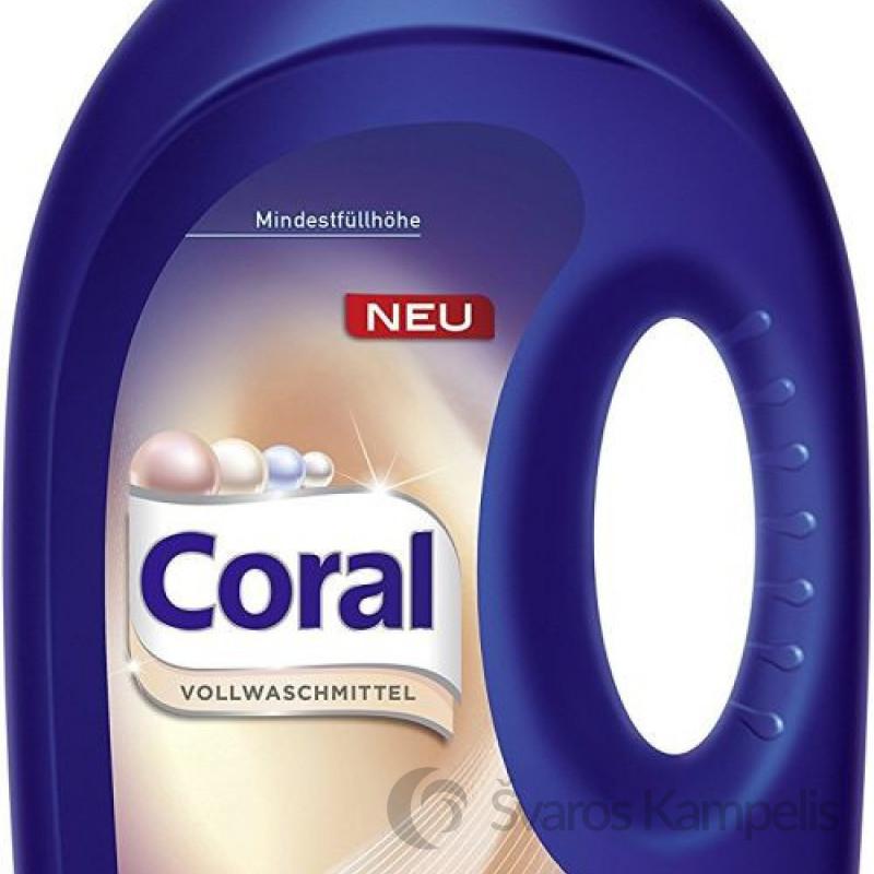 Coral Color Sensitive skalbimo gelis 1.12l/16skalbimų