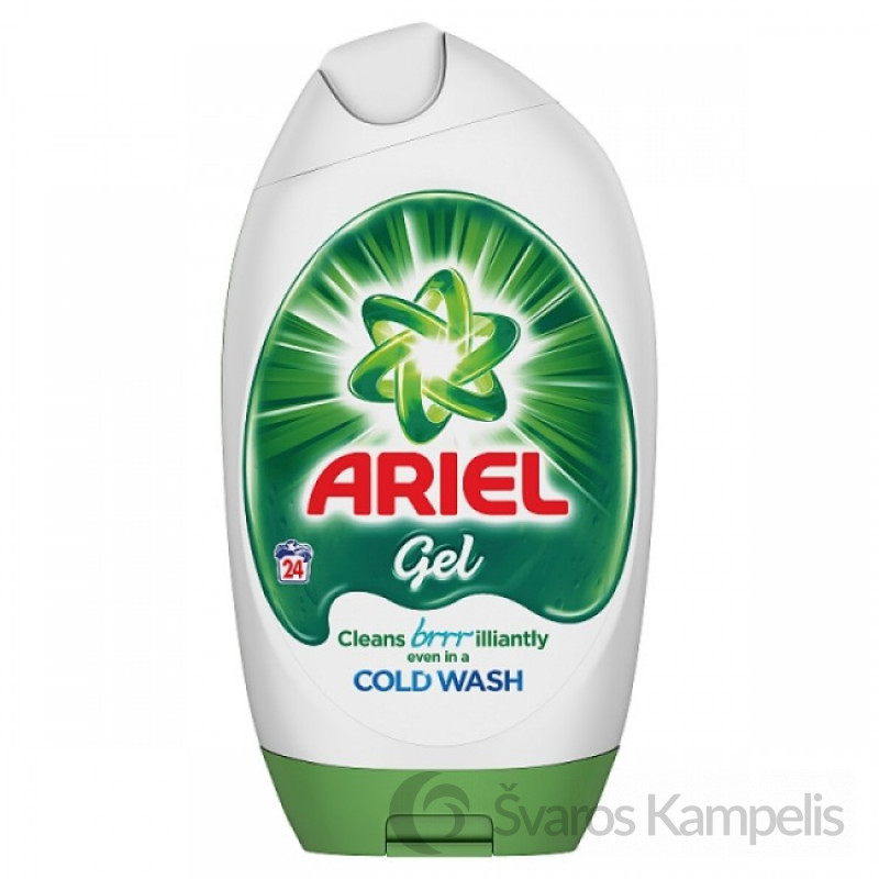 Ariel universalus skalbimo gelis 888ml, 5,90 750x750